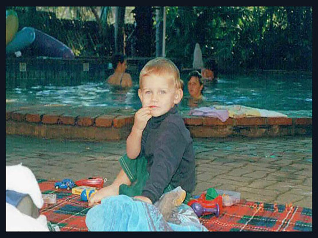 Hayden waiting